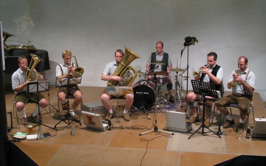 Bavaria Blue Band