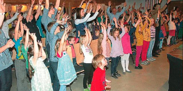 Pressebild zu swing for kids mit steffi denk